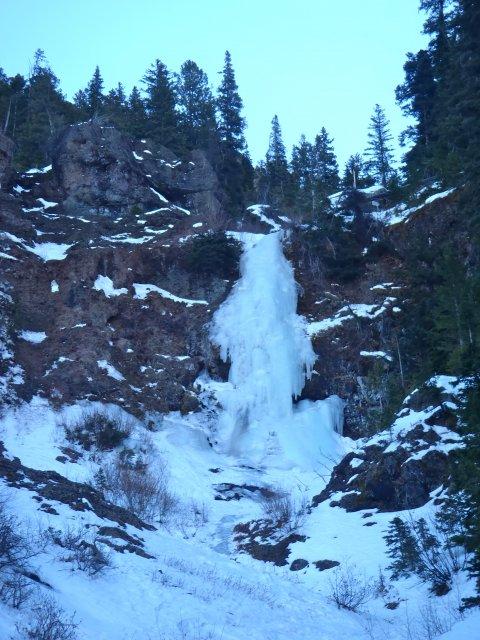 Sleeping Giant Falls